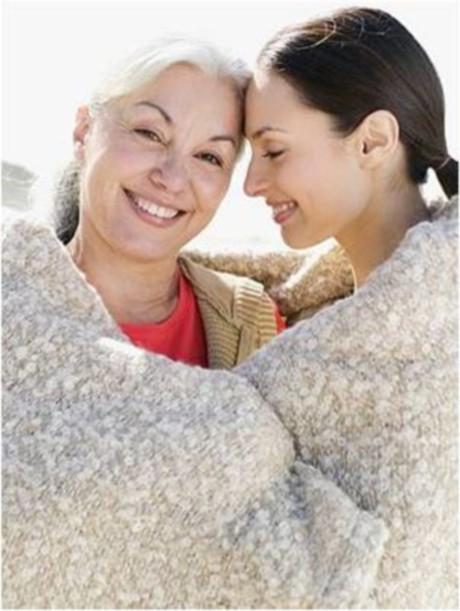 סדנת אימהות ובנות | לאורה גרינהאוס